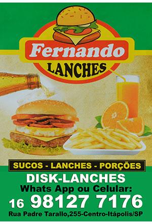 Fernando Lanches
