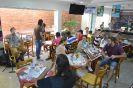 Café da manhã natalino na Paneteria Recanto Doce-2