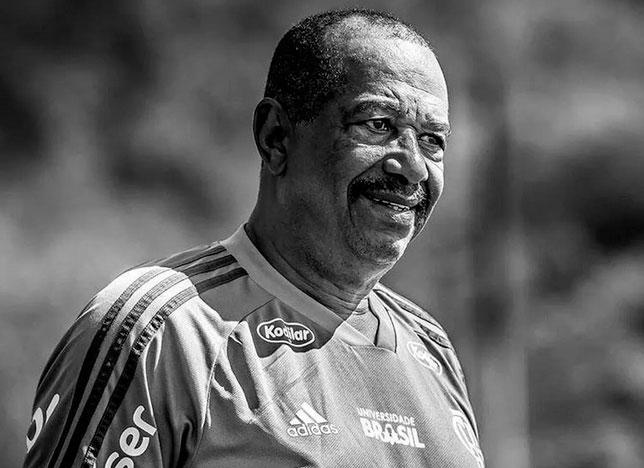 Flamengo determina luto de sete dias em homenagem a Jorginho, que morreu vítima do Covid-19